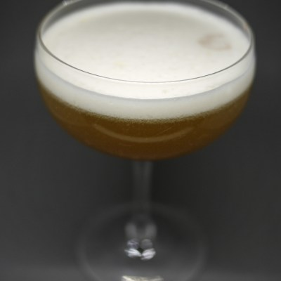NYE Cocktail Tasting Menu: Apricot Winter