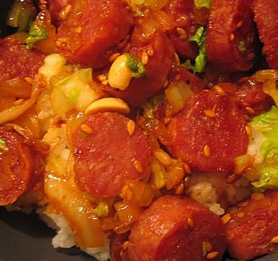 Chinese Sausage (臘腸)