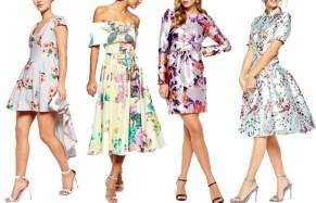 Wedding-Guest-Dresses-Spring-Summer-2016-florals