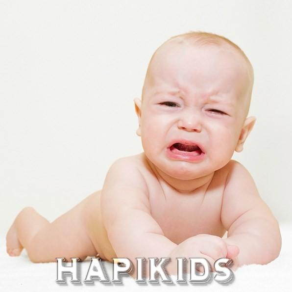 Из за чего ребенок плачет?