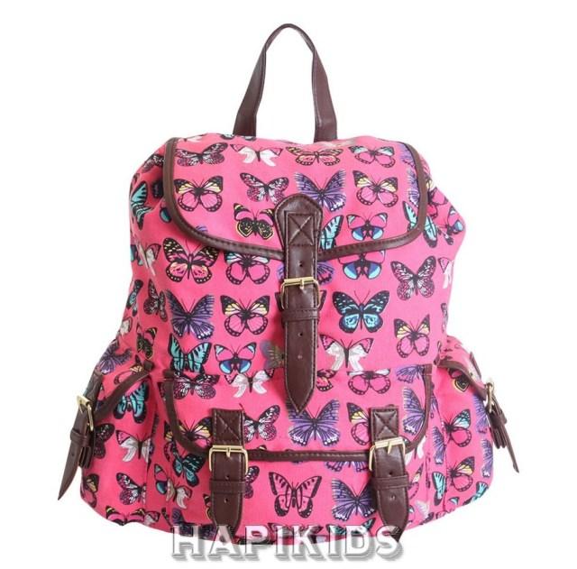 Бабочка Teen ноутбук рюкзак