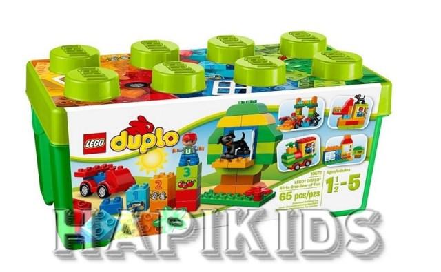 LEGO DUPLO Creative Play Box