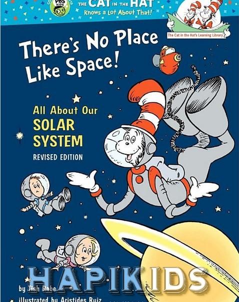 Нет места лучше, чем космическое пространство