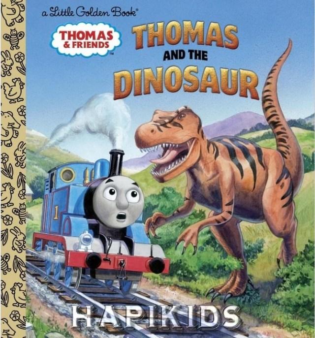 Томас и динозавр