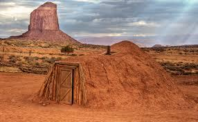 Navajo Hogan, Monument Valley - Wikipedia