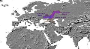 Subdivisions of haplogroups U and C encompass mitochondrial DNA lineages of Eneolithic–Early Bronze Age Kurgan populations of western North Pontic steppe