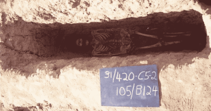 Complete Mitochondrial Genome Sequencing of a Burial from a Romano–Christian Cemetery in the Dakhleh Oasis, Egypt: Preliminary Indications