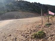 Kamp Sosta Silana - mislim da na 1000m ....još mi fali 17m do prijevoja