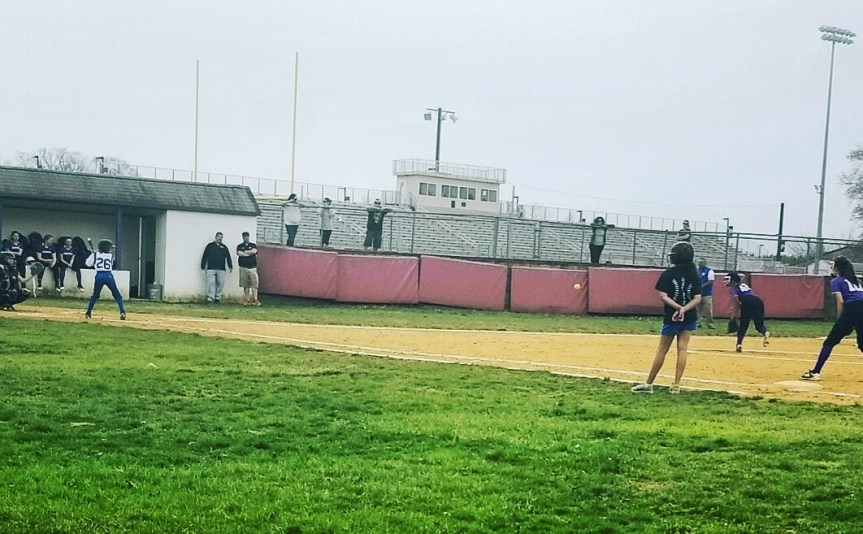 United & Undefeated: Norristown Combined Middle School Softball for the WIN