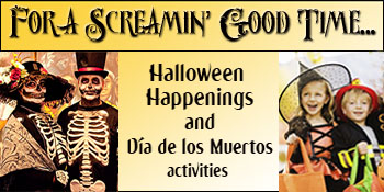Halloween and Dia de los Muertos activities in Sonoma County
