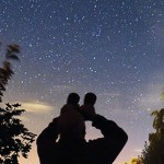 Viewing the night sky at Robert Ferguson Observatory