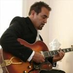 Jazz guitarist Dean Grech