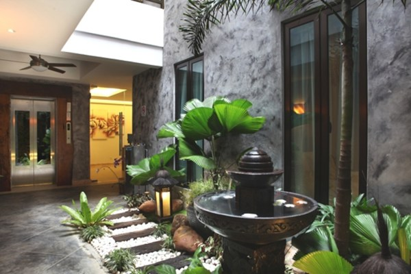 design and types of indoor landscaping