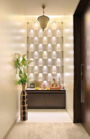 pooja mandir puja designs space rooms interior indian living door wall happho decor tiles glass google prayer corridor locations temple