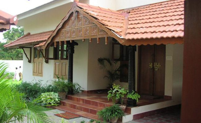Chennai Style House Design Happho