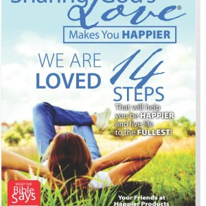 Sharing God's Love Makes You Happier