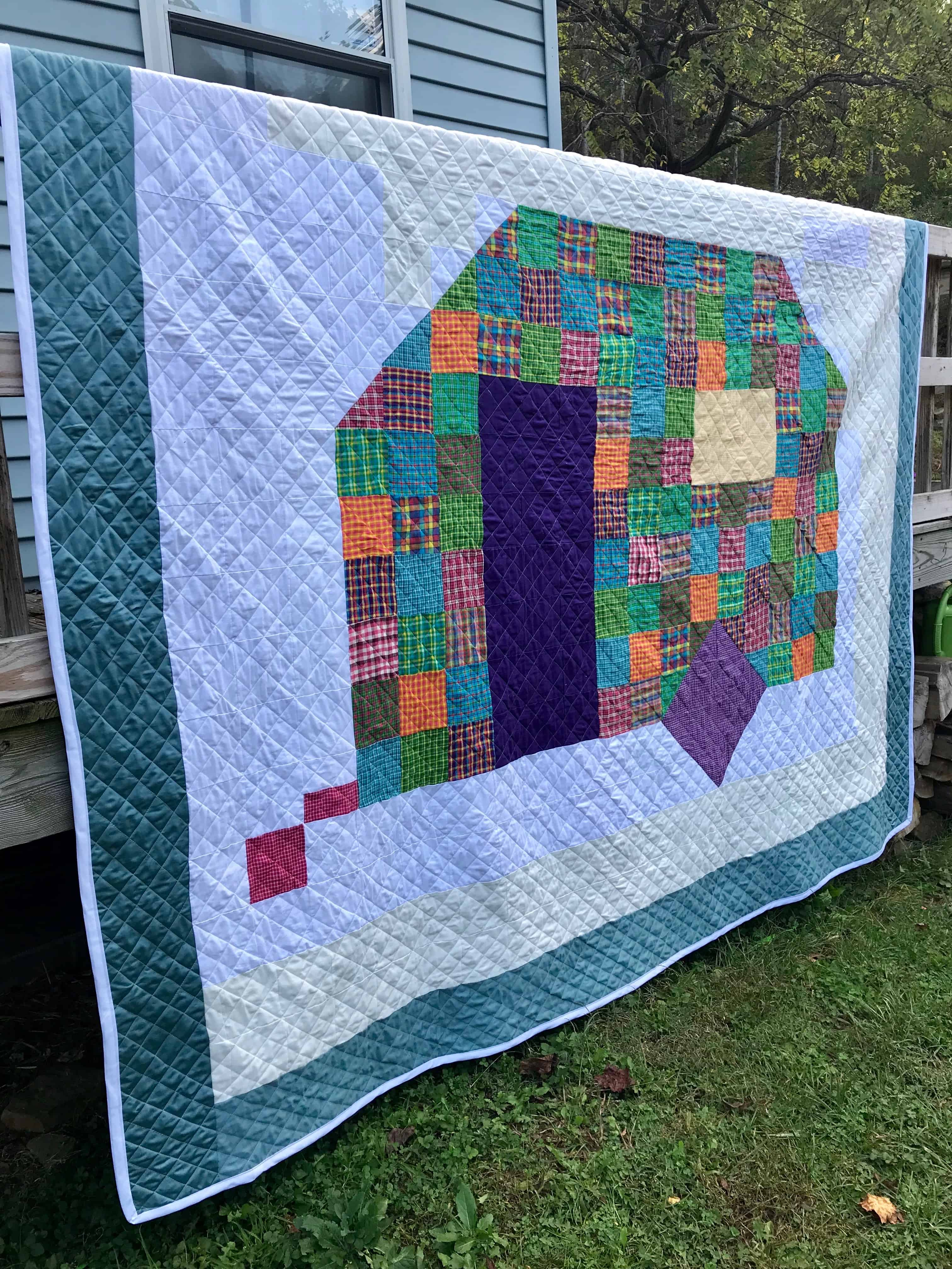 Happiest Camper Quilt Free Pattern  Happiest Camper
