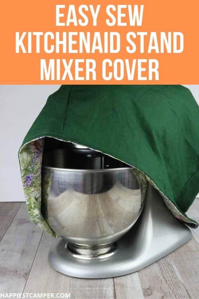 Kitchenaid Stand Mixer Cover Pattern : kitchenaid, stand, mixer, cover, pattern, KitchenAid, Stand, Mixer, Cover, Sewing, Pattern