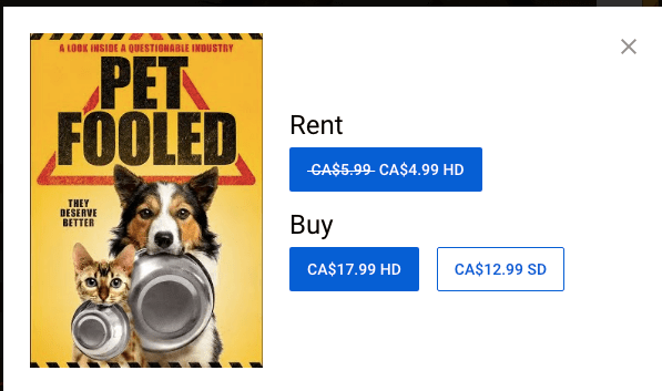 Pet Fooled documentary about dog nutrition shows why processed dog food is unhealthy for dogs.