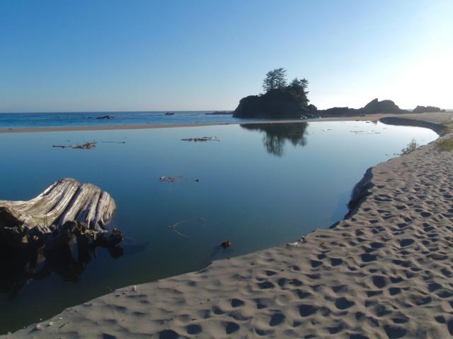 Third Beach on the Nootka Trail