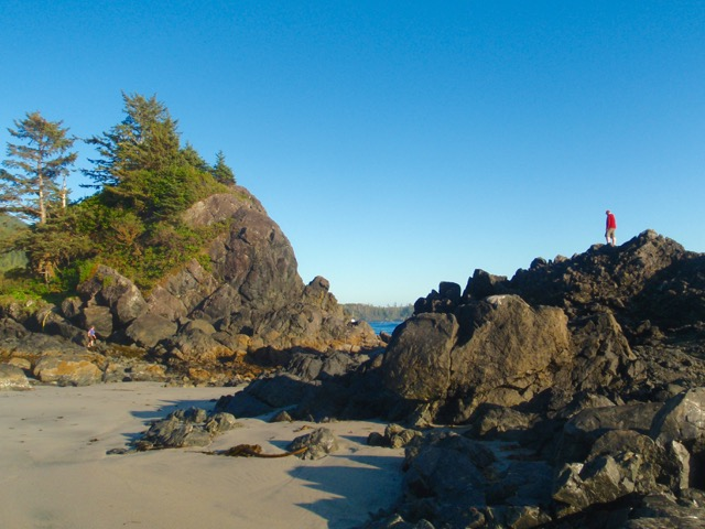 Third Beach on the Nootka Trail