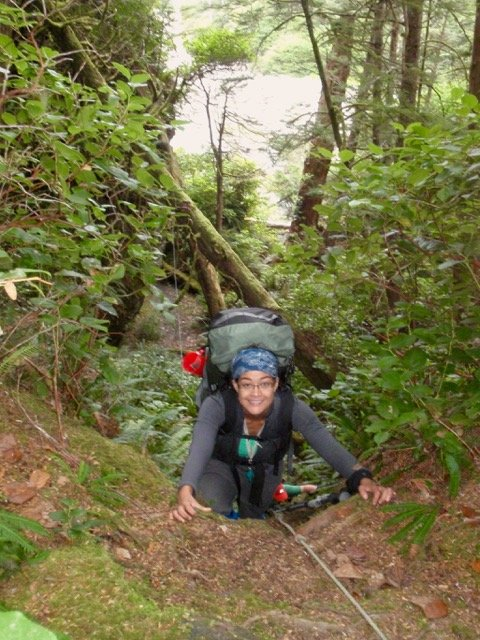 Hiking the Nootka Trail