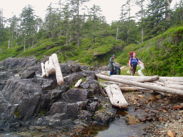 Hiking the Nootka Trail