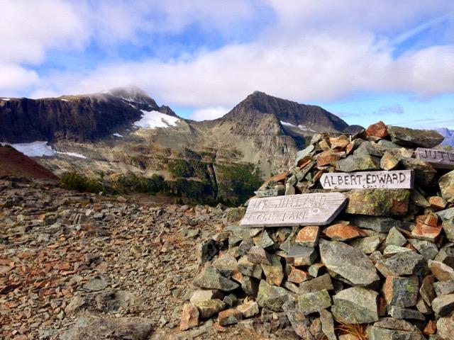 Mount Albert Edward in Strathcona Provincial Park