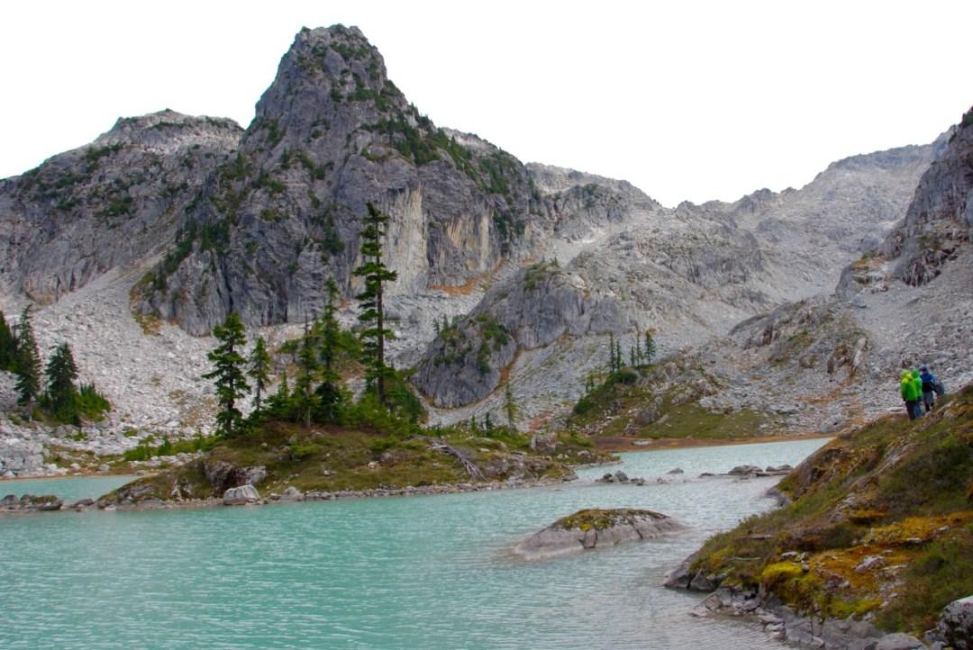 Watersprite Lake near Squamish BC