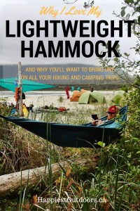 Why I Love My Lightweight Hammock. Therm-a-rest Slacker Hammock Review. What you need to know when buying a hammock for hiking and camping.