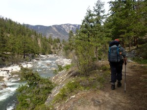 Spring Backpacking Near Vancouver: Stein Valley