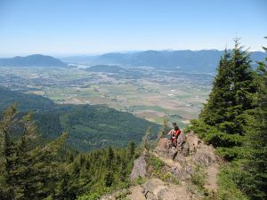Elk Mountain in Chilliwack - one of the best hikes in Vancouver