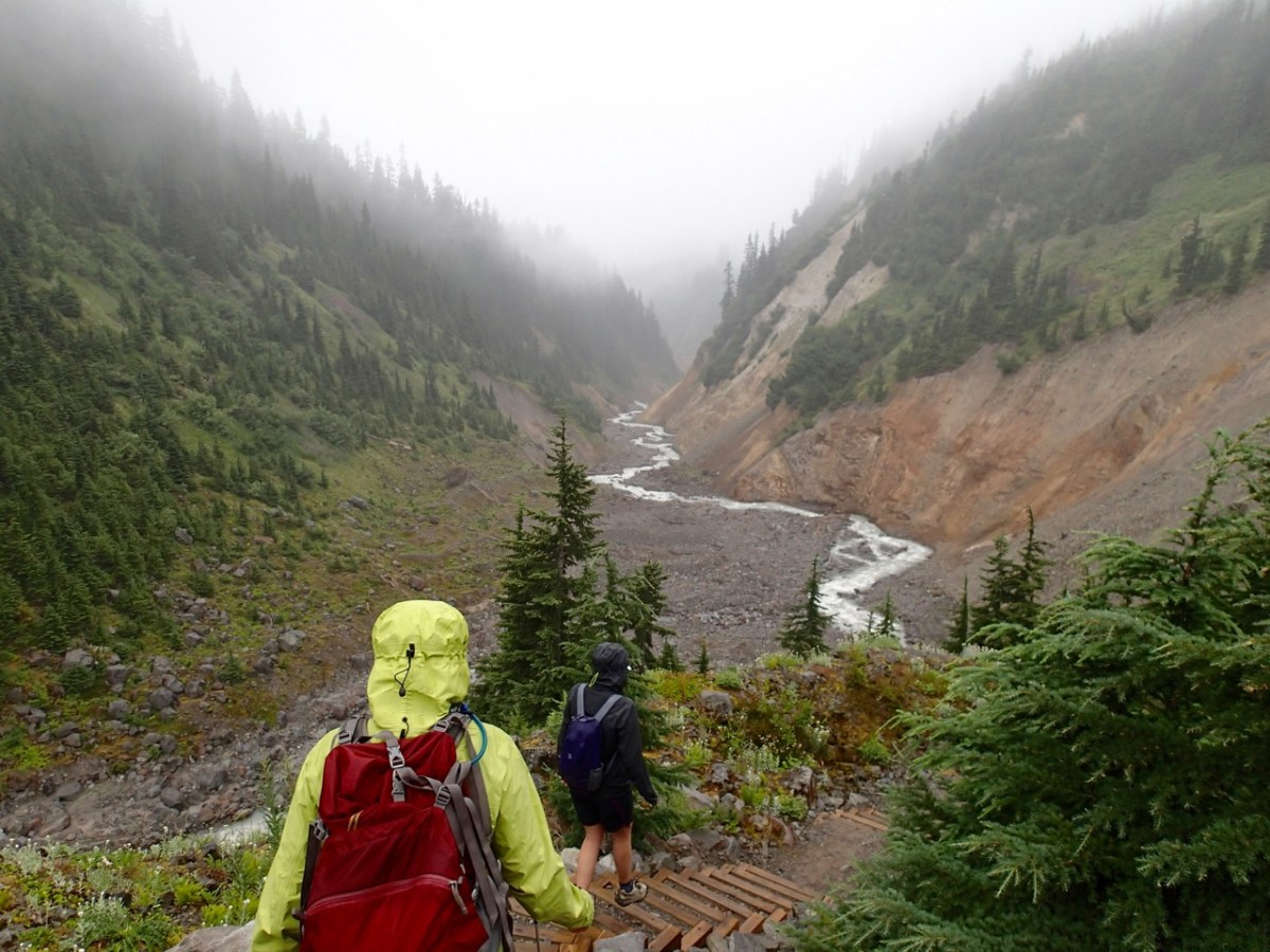 5 Tips for Hiking in the Rain