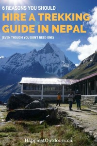 6 Reasons You Should Hire a Trekking Guide in Nepal. Trekking Guides in Nepal. Why you need a trekking guide in Nepal.