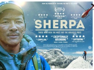 Sherpa film at the Vancouver International Mountain Film Festival, VIMFF 2017