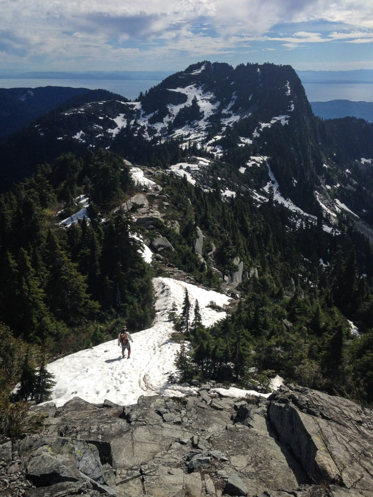 Snow patches can hang around well into the summer in the mountains. Be prepared before your next hike: use this handy list of websites to find trail conditions for Vancouver area hikes.
