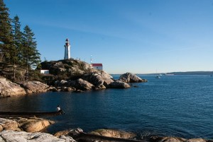 Lighthouse Park in West Vancouver - one of the best hikes in Vancouver