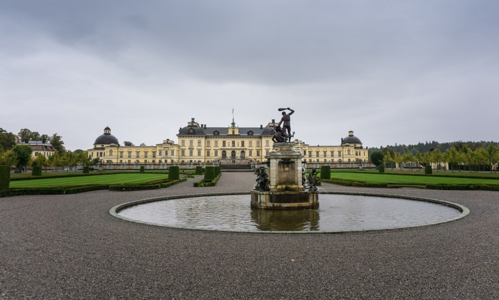 Drottingholm Palace near Stockholm, Sweden. 30 photos of Stockholm that will inspire you to visit.