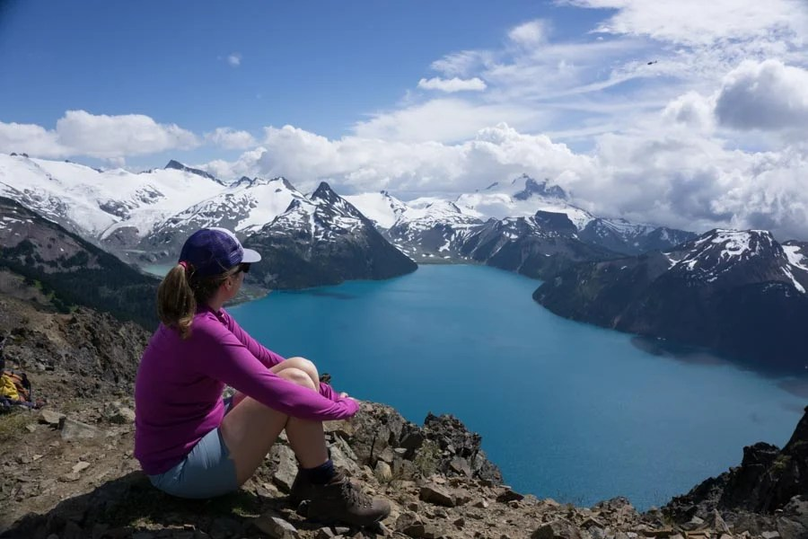 Panorama Ridge at Garibaldi Lake, one of the most Instagrammed hikes in Vancouver