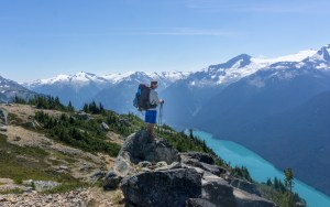 The High Note Trail at Whistler - one of the best hikes in Vancouver