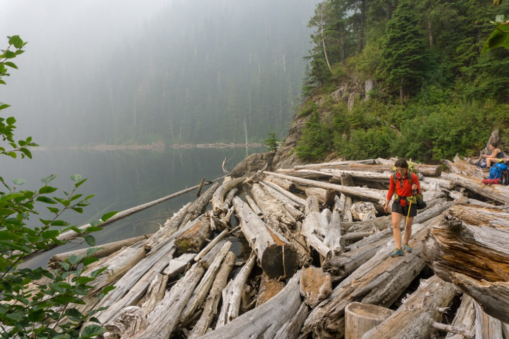 Deeks Lake - one of the worst hikes in Vancouver