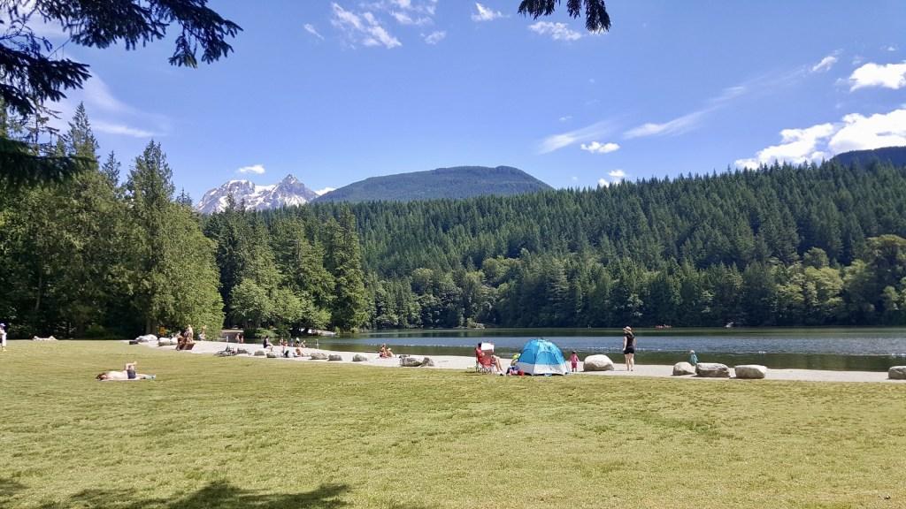 Alice Lake Provincial Park in Squamsh