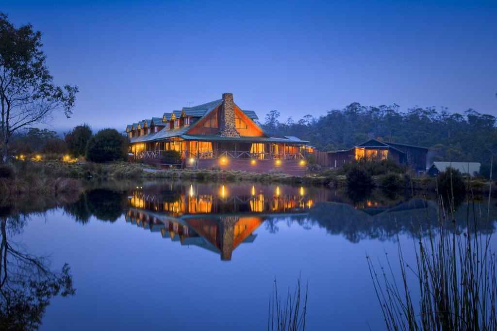 Pepper's Cradle Mountain Lodge is a great place to stay before the Overland Track