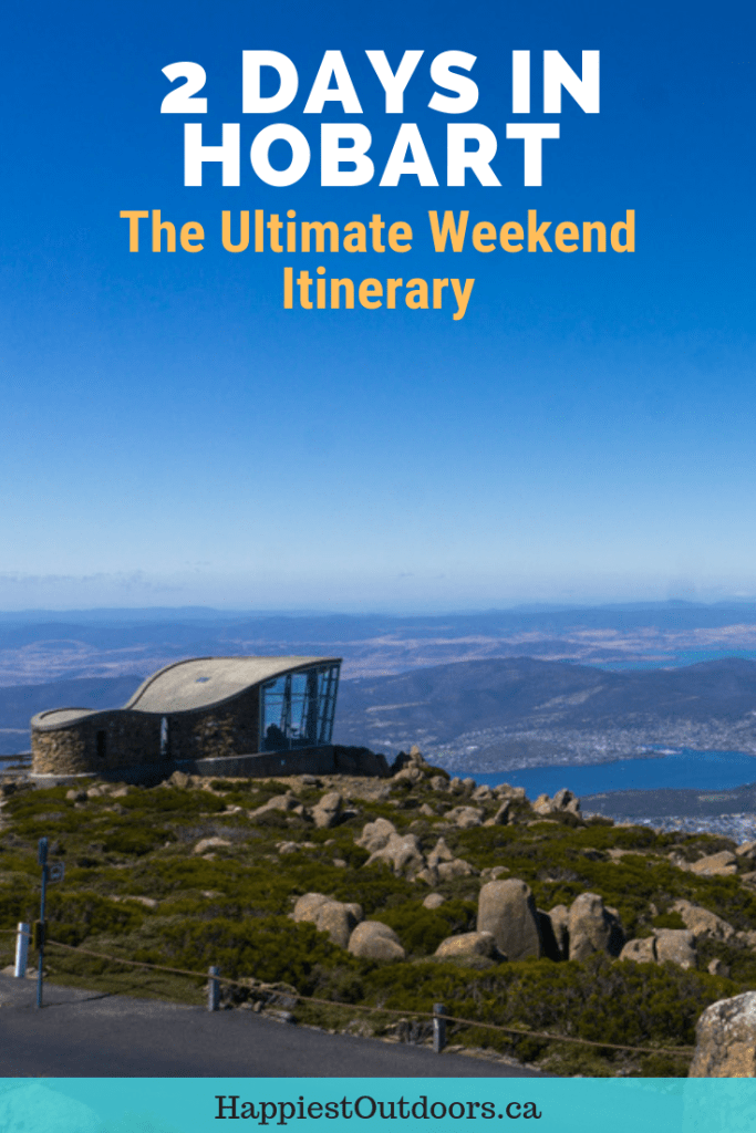 2 days in Hobart: the Ultimate Weekend Itinerary. How to spend a weekend in Hobart, Tasmania, Australia. This day-by-day itinerary lets you see the highlights of Hobart in just one weekend. Includes recommendations for sights, museums, restaurants and hotels. #Hobart #Tasmania #Australia