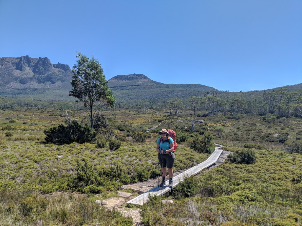 Hiking the Overland Track