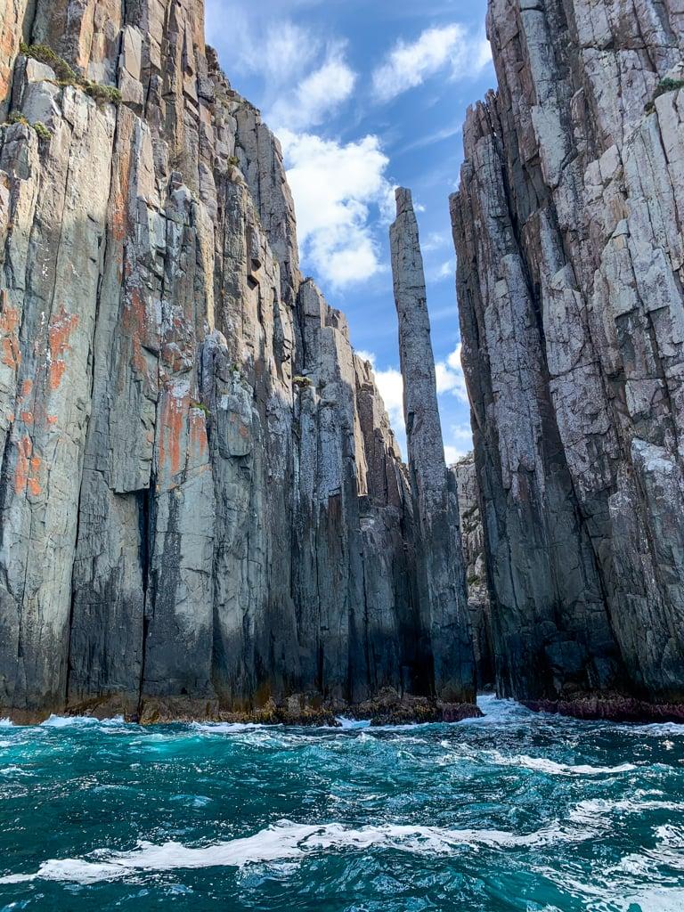The Totem Pole at Cape Huay near Port Arthur, Tasmania