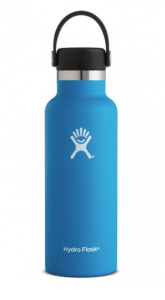 Hydro Flask Water Bottle. One of the best environmentally-friendly gifts for hikers.