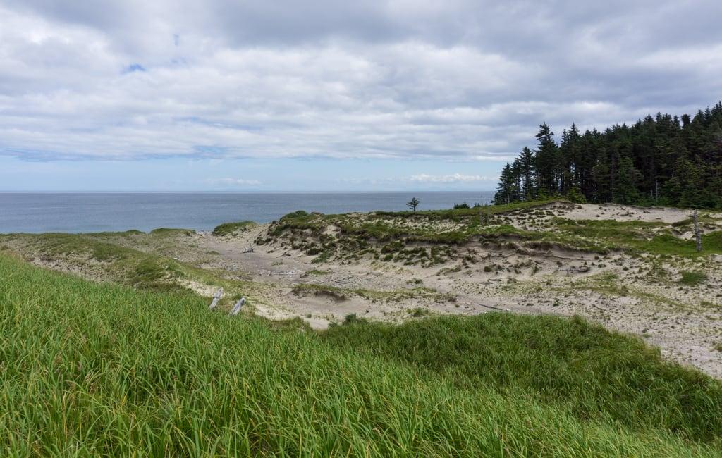 Experiment Bight, Cape Scott Provincial Park
