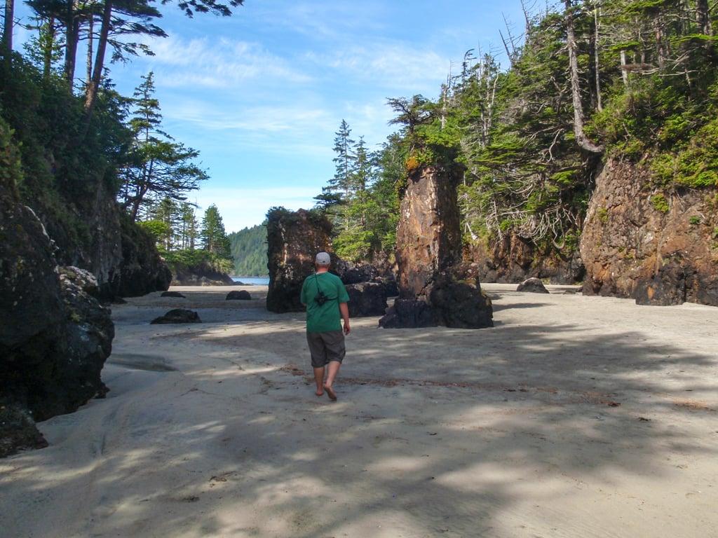 San Josef Bay, Cape Scott Provincial Park