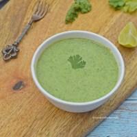 Green Chutney for Tandoori and Kebabs